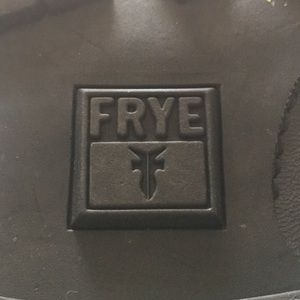 Frye Shoes - Fry Harness Boot with back zipper.